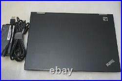Lenovo ThinkPad Yoga 260 i7-6600U 2.6GHz 512GB SSD 16GB IPS FHD BT FPR W10Pro