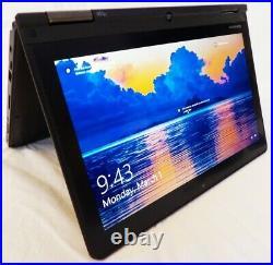 Lenovo ThinkPad Yoga S1 Convertible Laptop i5 SSD Win10 Pro IPS Stylus Webcam