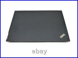 Lenovo Thinkpad T470S Core i7-6600u 2,6Ghz 256GB 14 1920x1080 IPS