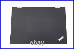 Lenovo Thinkpad X1 Yoga 2nd (black) i5-7300U 8GB 512GB SSD FHD IPS TOUCH Backlit