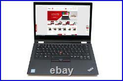 Lenovo Thinkpad X380 Yoga 13,3 i5-8350U 8GB 256GB SSD Touch FHD IPS Backlit