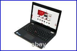 Lenovo Thinkpad Yoga 260 i5-6200U 8GB 128GB SSD CAM BT TOUCH FHD IPS`