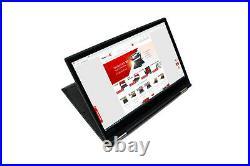 Lenovo Thinkpad Yoga 370 i5-7300U 4GB 128GB SSD FHD IPS Cam Fpr Backlit'