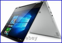 Lenovo Yoga 720-13IKB Touch Convertible 13.3 IPS i7-8550U 16GB 512GB PCIe SSD