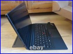 New, boxed, Lenovo ThinkPad X1 Tablet Gen 2 IPS screen, Lenovo warranty
