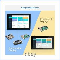 Raspberry Pi 10 Inch Touch Screen SunFounder HDMI 1280x800 IPS LCD Universal New