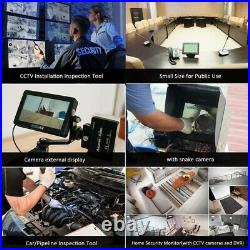 TOGUARD 11.6 Zoll Touchscreen Monitor 1080P HD IPS HDMI/VGA/USB Display Monitore
