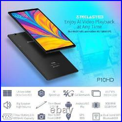 Teclast P10HD 10.1 4G Phablet 8 Core CPU Android 9.0 3GB RAM 32GB ROM Tablet PC