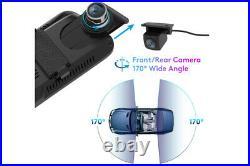 Thieye CarView 2 Mirror Dash Cam 1080P 32GB 10 IPS Touch Screen