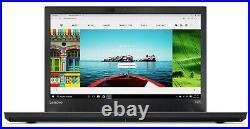 ThinkPad T470 i7 3.9GHz FHD IPS Touch 16GB 512GB NVMe 4G LTE 2Y OS Warranty T14